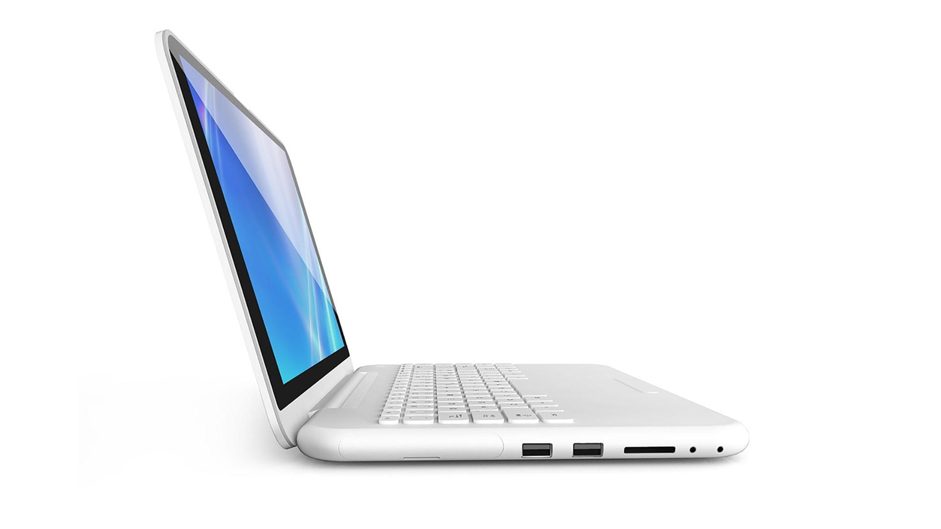Dell Inspiron Stuck Design