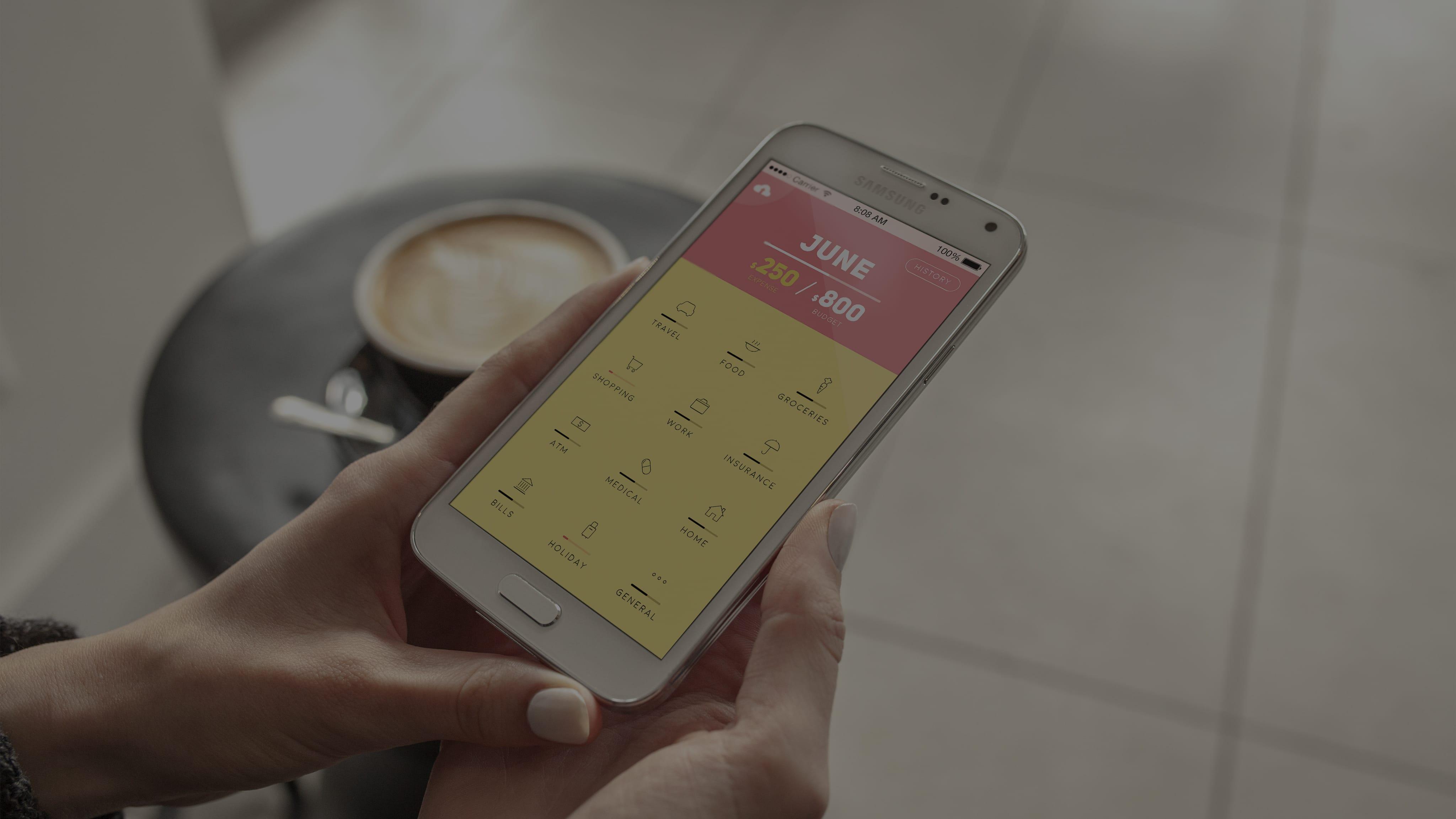 Budgie App | Stuck Design